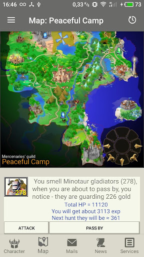 LordsWM Mobile v. 1.6.2c screenshots 3