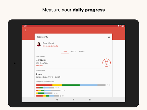 Todoist: To-Do List, Tasks & Reminders android2mod screenshots 11