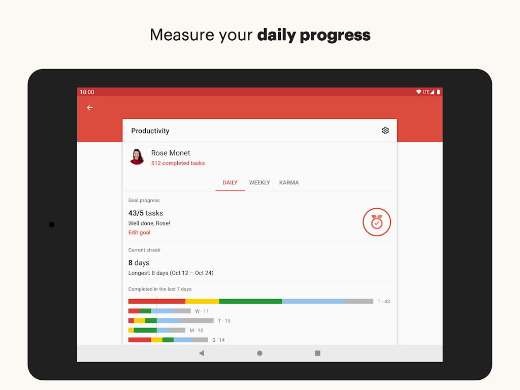 Todoist: To-Do List, Tasks & Reminders  poster 9
