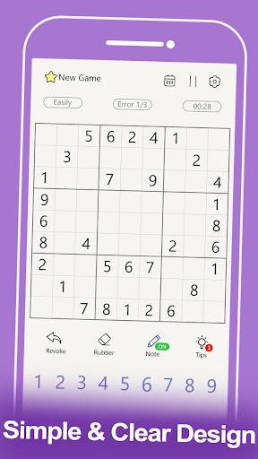 Sudoku Fun - Free Game  screenshots 2