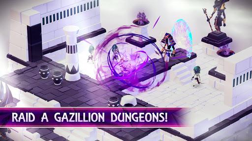 MONOLISK - RPG, CCG, Dungeon Maker 1.046 screenshots 1
