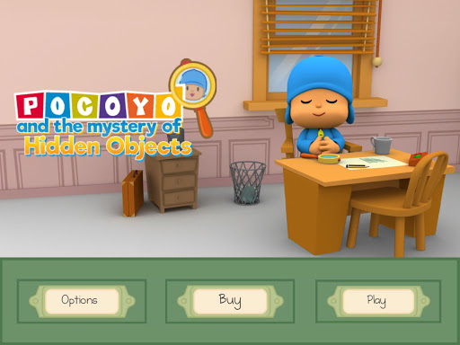 Pocoyo and the Mystery of the Hidden Objects  screenshots 18