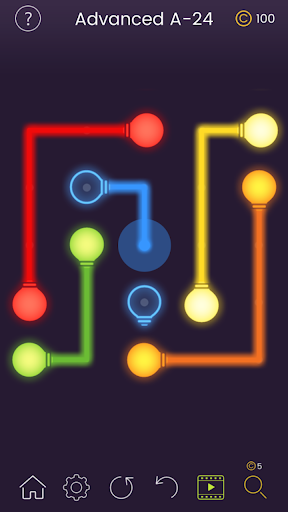 Puzzle Glow : Brain Puzzle Game Collection screenshots 17