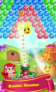 Bubble Shooter MOD APK- Flower Games (Unlimited Lives) Download 9