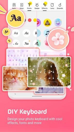 Facemoji Emoji Keyboard:DIY, Emoji, Keyboard Theme 2.8.1 Screenshots 1