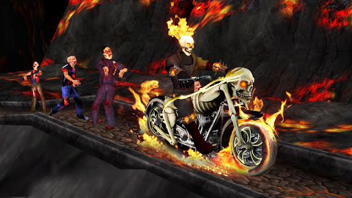 Ghost Ride 3D 3.6 screenshots 1
