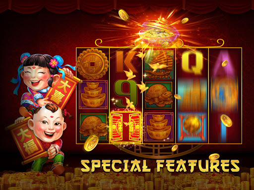 Grand Macau 3: Dafu Casino Mania Slots apkpoly screenshots 20