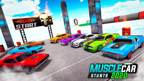 Muscle Car Stunts 2020 3.4 Screenshots 4