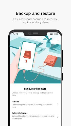 Huawei Backup  screenshots 1
