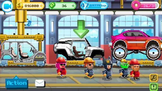 Motor World Car Factory Apk Download 5