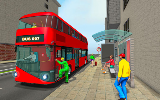 Modern Bus Simulator Games-Free Bus Driving Game 1.0.3 Screenshots 23