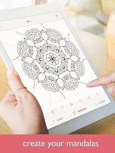 Colorfy: Free Coloring Games – Paint Color Book 4