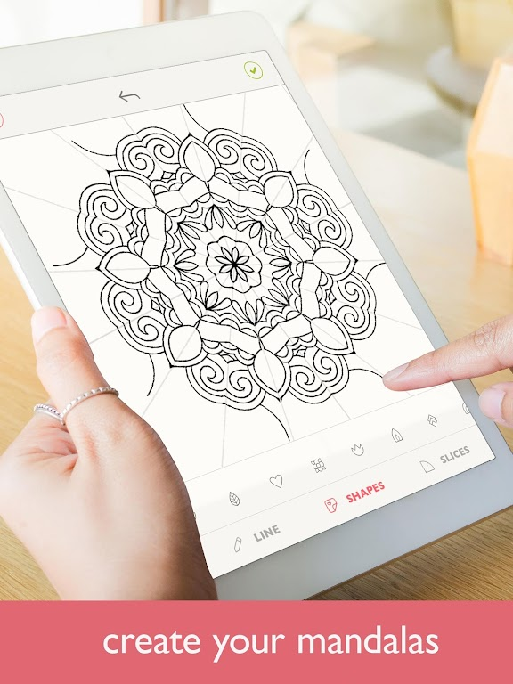 Colorfy: Free Coloring Games - Paint Color Book poster 3