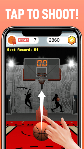 Basketball: Fast, Fun, Free android2mod screenshots 2