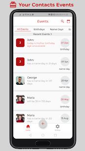 EVENTI - Birthdays & Name Days 1.2.9 screenshots 1