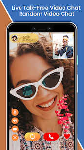 Live Talk-Free Video Chat-Random Video Chat 9.0 [Mod + APK] Android 1