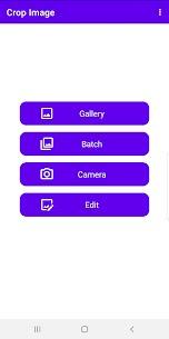 Crop Image MOD APK- Photo Editor App (PRO Unlocked) 1