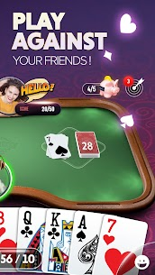 Gin Rummy Extra MOD APK (Unlimited Coins) Download 2