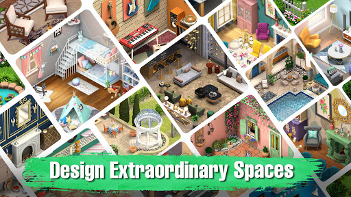 Room Flipu2122: Design Dream Home apkpoly screenshots 3