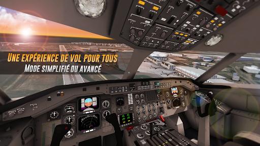 Code Triche AIRLINE COMMANDER Une véritable expérience de vol (Astuce) APK MOD screenshots 5
