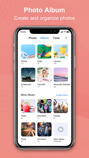 Photo Gallery, Picture Manager - Nuts Gallery apktram screenshots 2