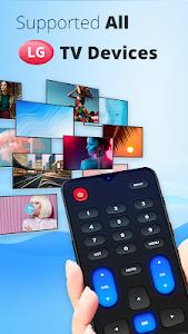 Remote control for LG TV - Smart LG TV Remote 2.7