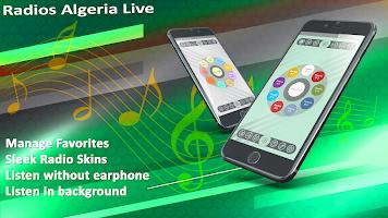Radios Algeria  live | Record , Alarm & Timer