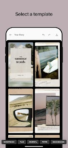 Unfold — Story Maker & Instagram Template Editor 4