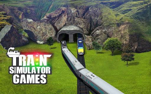 City Train Driver Simulator 2021:Free Train Games apktram screenshots 15