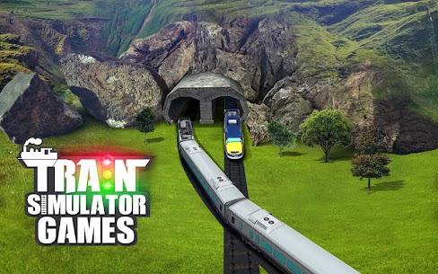 Egypt Train Simulator Games : Train Games 2