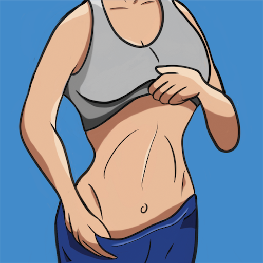 Lose Belly Fat in 30 Days icon