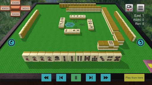 Riichi Mahjong 0.6.0 screenshots 6
