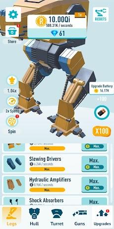 Idle Robotsのおすすめ画像3