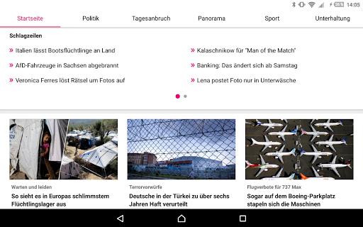 t-online - Nachrichten 3.14.1-release-20201102140502 screenshots 7