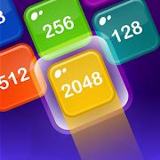 2048 Shoot & Merge Number Puzzle : Merge Game