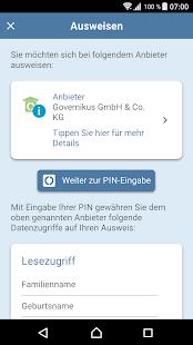 AusweisApp2 1.22.2 Screenshots 4