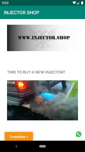 INJECTOR SHOP 1.0.1 Screenshots 2