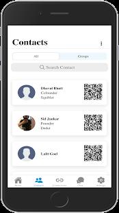 Download Handshek - Digital Business Card & Networking app For PC Windows and Mac apk screenshot 2