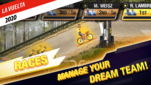 Tour de France 2020 Official Game - Sports Manager 1.4.0 screenshots 7