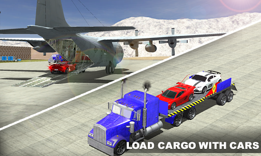 Airplane Pilot Car Transporter : Plane Simulator 3.2.0 screenshots 7