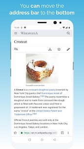 Kiwi Browser – Fast & Quiet Git201105Gen347353974 MOD APK [UNLOCKED] 4