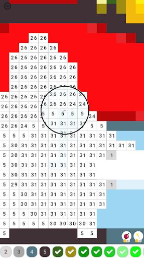 Real Among Us Pixel Art Coloring 1.1.0 screenshots 4