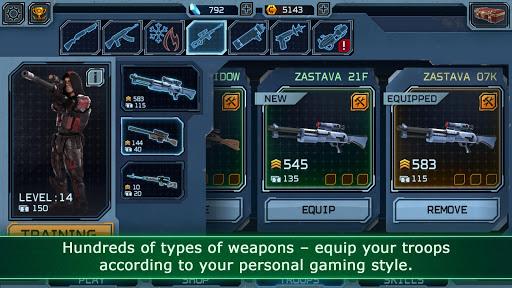 Alien Shooter TD screenshots 10