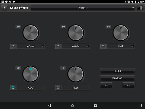 jetAudio HD Music Player  Screenshots 14