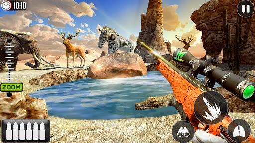 Wild Deer Hunter 2020:  jeux de chasse aux animaux APK MOD – Pièces Illimitées (Astuce) screenshots hack proof 2