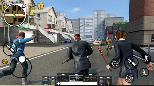 Grand Crime Gangster APK MOD – Pièces de Monnaie Illimitées (Astuce) screenshots hack proof 2