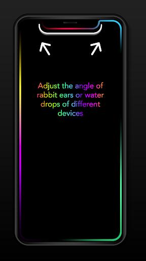 Edge Lighting Colors - Round Colors Galaxy 9.0 com.edgeround.lightingcolors.rgb apkmod.id 4
