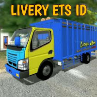 Livery Es Truck Simulator ID New Wahyu Abadi