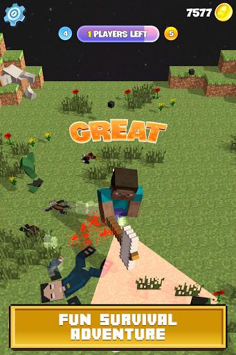 Craftsman Smasher.io - Mastercraft Survival  screenshots 9