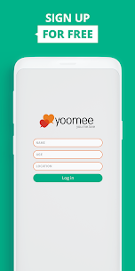 yoomee – Best Dating App to Match , Chat & Date 5